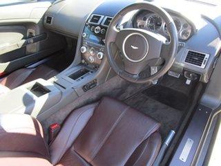 2009 Aston Martin V8 MY09 Vantage Grey 6 Speed Seq Manual Auto-Clutch Coupe