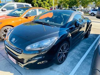 2014 Peugeot RCZ MY14 R Black 6 Speed Manual Coupe