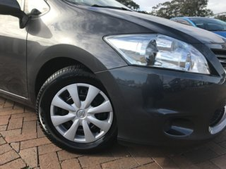 2011 Toyota Corolla ZRE152R MY11 Ascent Charcoal 4 Speed Automatic Hatchback.