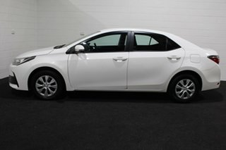 2017 Toyota Corolla ZRE172R Ascent S-CVT White 7 Speed Sedan