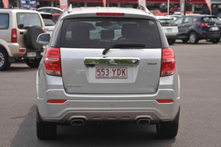 2017 Holden Captiva CG MY17 LTZ AWD Silver 6 Speed Sports Automatic Wagon