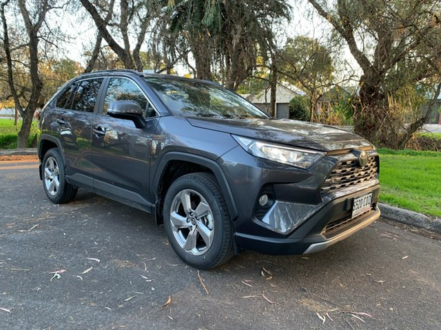 Demo Toyota RAV4 Mxaa52R GXL 2WD, 2019 Toyota RAV4 Mxaa52R GXL 2WD Graphite 10 Speed Constant Variable Wagon