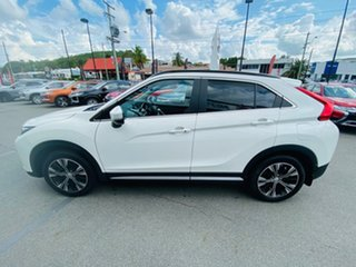2018 Mitsubishi Eclipse Cross YA MY19 Exceed 2WD White 8 Speed Constant Variable Wagon