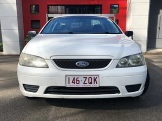 2006 Ford Falcon BF Mk II XL Super Cab 4 Speed Automatic Cab Chassis.