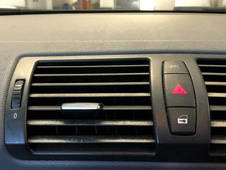 2005 BMW 118i E87 118i Metallic Silver 6 Speed Automatic Hatchback