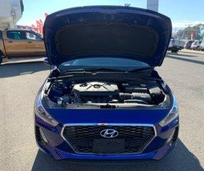 2019 Hyundai i30 Active Blue Sports Automatic Hatchback