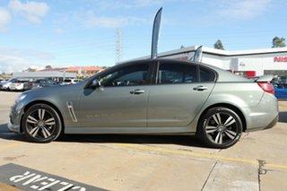 2015 Holden Commodore VF MY15 SS Storm Grey 6 Speed Automatic Sedan