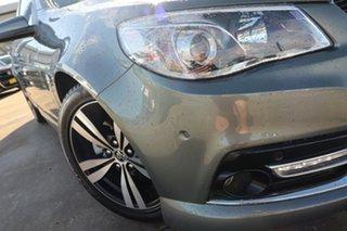 2015 Holden Commodore VF MY15 SS Storm Grey 6 Speed Automatic Sedan.