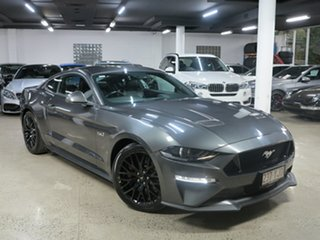 2018 Ford Mustang FN 2019MY GT Fastback SelectShift RWD Grey 10 Speed Sports Automatic Fastback.