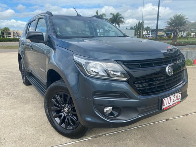 Used Holden Trailblazer RG MY20 Z71, 2019 Holden Trailblazer RG MY20 Z71 Grey 6 Speed Sports Automatic Wagon