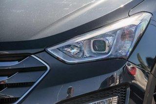 2012 Hyundai Santa Fe DM MY13 Active Grey 6 Speed Sports Automatic Wagon