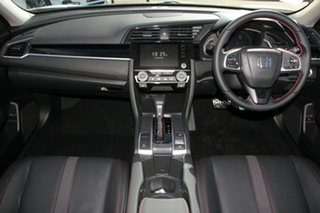 2020 Honda Civic MY20 RS Lunar Silver Automatic Sedan