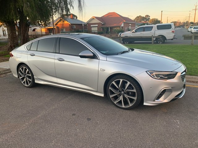 Used Holden Commodore ZB MY18 VXR Liftback AWD, 2017 Holden Commodore ZB MY18 VXR Liftback AWD Silver 9 Speed Sports Automatic Liftback