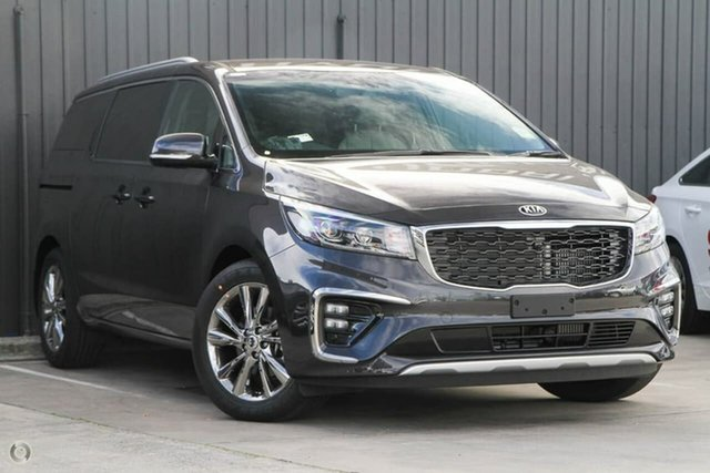 Demo Kia Carnival YP MY20 Platinum, 2019 Kia Carnival YP MY20 Platinum P2m 8 Speed Sports Automatic Wagon