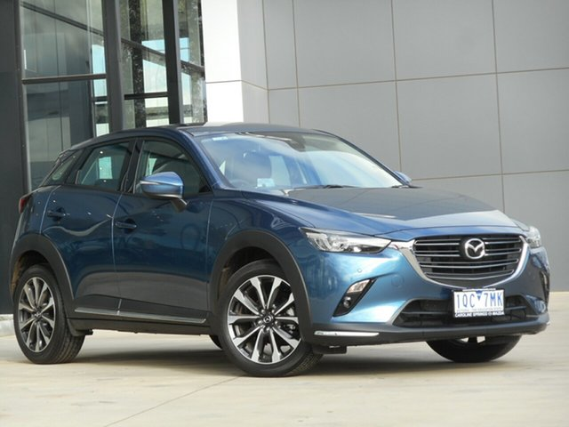 Used Mazda CX-3 DK2W7A sTouring SKYACTIV-Drive FWD, 2019 Mazda CX-3 DK2W7A sTouring SKYACTIV-Drive FWD 6 Speed Sports Automatic Wagon