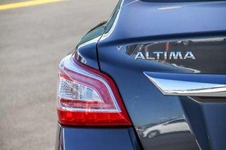 2013 Nissan Altima L33 Ti X-tronic Grey 1 Speed Sedan