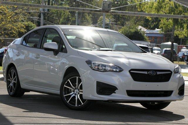 Used Subaru Impreza G5 MY18 2.0i CVT AWD, 2018 Subaru Impreza G5 MY18 2.0i CVT AWD White 7 Speed Constant Variable Sedan