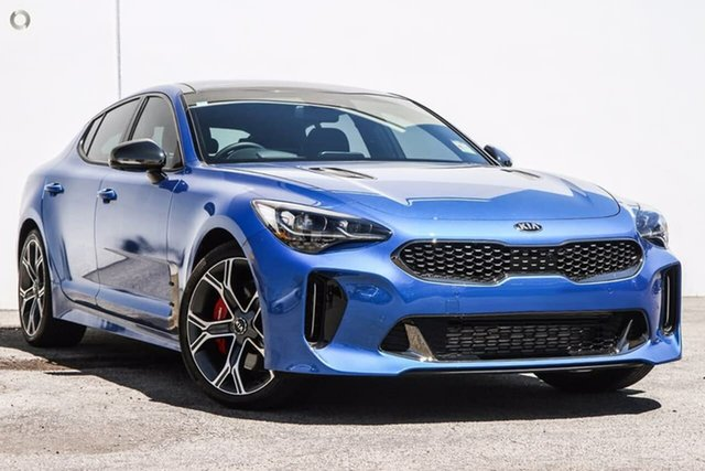Demo Kia Stinger CK MY20 GT Fastback, 2019 Kia Stinger CK MY20 GT Fastback M6b 8 Speed Sports Automatic Sedan