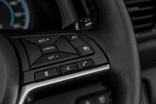 2019 Nissan Leaf ZE1 Gun Metallic 1 Speed Reduction Gear Hatchback