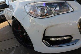 2016 Holden Commodore VF II SS-V Redline White 6 Speed Automatic Sedan.