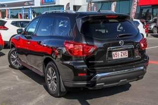 2019 Nissan Pathfinder R52 Series III MY19 ST-L X-tronic 2WD Diamond Black 1 Speed Wagon.