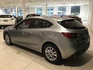2014 Mazda 3 BM5478 Touring SKYACTIV-Drive Silver, Chrome 6 Speed Sports Automatic Hatchback