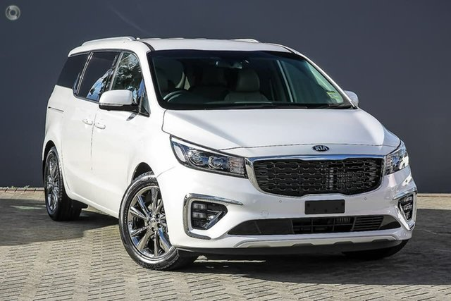 Demo Kia Carnival YP MY20 Platinum, 2019 Kia Carnival YP MY20 Platinum Swp 8 Speed Sports Automatic Wagon