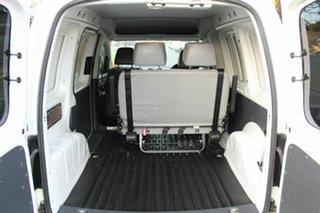 2013 Volkswagen Caddy 2KN MY14 TSI160 SWB White 5 Speed Manual Van