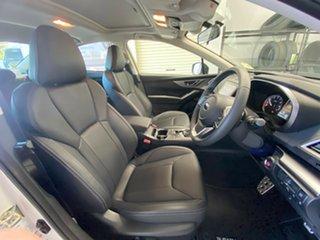 2020 Subaru Impreza G5 MY20 2.0i-S CVT AWD Crystal White 7 Speed Constant Variable Sedan