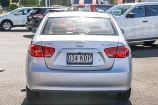 2006 Hyundai Elantra HD SLX Silver, Chrome 4 Speed Automatic Sedan