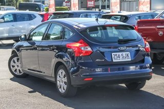 2012 Ford Focus LW Ambiente Blue 5 Speed Manual Hatchback.