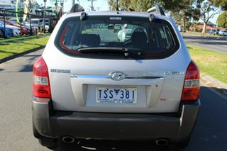2005 Hyundai Tucson JM Silver 4 Speed Sports Automatic Wagon