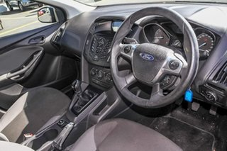 2012 Ford Focus LW Ambiente Blue 5 Speed Manual Hatchback
