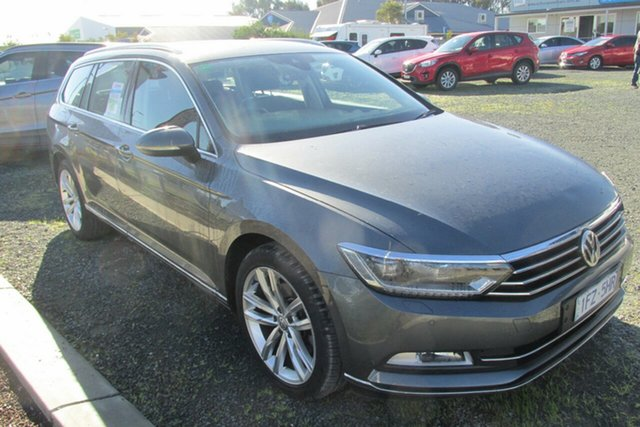 Used Volkswagen Passat 3C (B8) MY16 140TDI DSG Highline, 2015 Volkswagen Passat 3C (B8) MY16 140TDI DSG Highline Grey 6 Speed Sports Automatic Dual Clutch