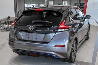 2019 Nissan Leaf ZE1 Gun Metallic 1 Speed Reduction Gear Hatchback.