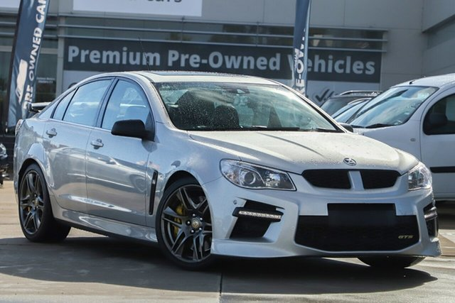 Used Holden Special Vehicles GTS Gen F MY15 , 2015 Holden Special Vehicles GTS Gen F MY15 Silver 6 Speed Auto Active Sequential Sedan