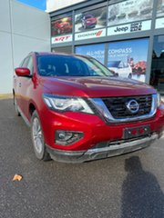 2018 Nissan Pathfinder R52 Series III MY19 ST-L X-tronic 2WD Redstone 1 Speed Constant Variable.