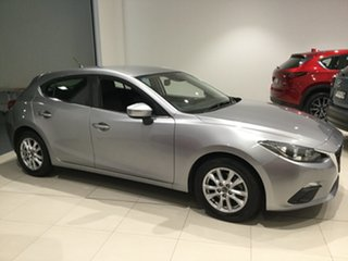 2014 Mazda 3 BM5478 Touring SKYACTIV-Drive Silver, Chrome 6 Speed Sports Automatic Hatchback.