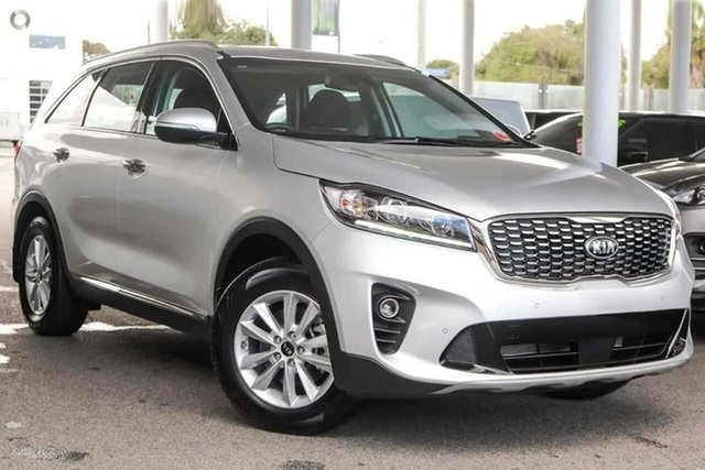 Demo Kia Sorento UM MY20 SI, 2019 Kia Sorento UM MY20 SI 4ss 8 Speed Sports Automatic Wagon