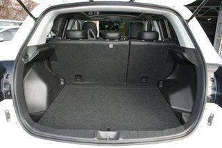2015 Mitsubishi ASX XB MY15 XLS (2WD) White Continuous Variable Wagon