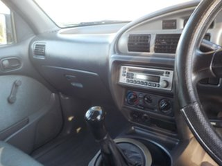 2005 Ford Courier PH GL Crew Cab 4x2 5 Speed Manual Utility