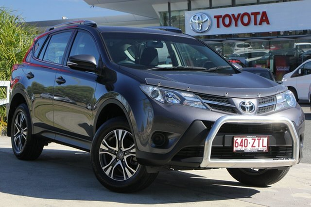 Used Toyota RAV4 ZSA42R MY14 GX 2WD, 2014 Toyota RAV4 ZSA42R MY14 GX 2WD Graphite 7 Speed Constant Variable Wagon