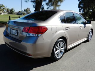 2012 Subaru Liberty B5 MY13 2.5i Lineartronic AWD Burnished Bronze 6 Speed Sedan.
