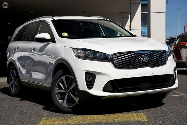 Demo Kia Sorento UM MY20 Sport AWD, 2019 Kia Sorento UM MY20 Sport AWD Ud 8 Speed Sports Automatic Wagon