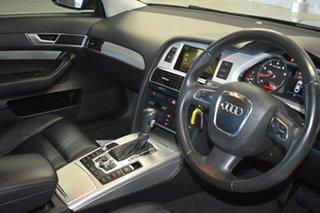 2010 Audi A6 4F MY09 2.0 TFSI 30th Anniversary Blue 7 Speed CVT Multitronic Sedan.