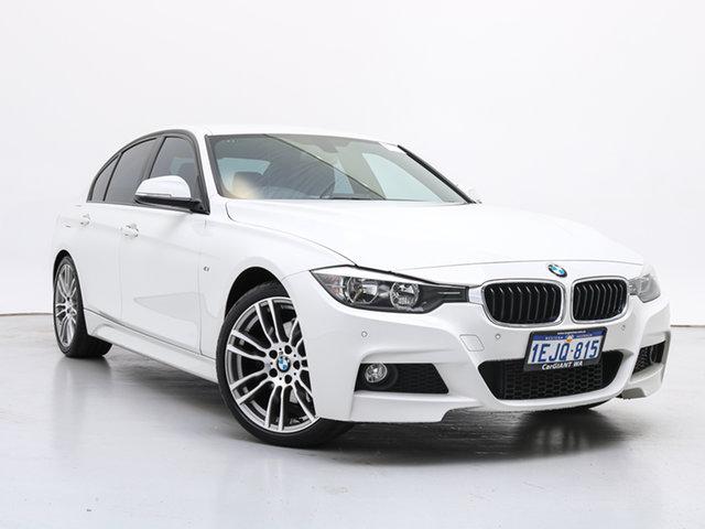Used BMW 328i F30 MY14 Sport Line, 2013 BMW 328i F30 MY14 Sport Line White 8 Speed Automatic Sedan