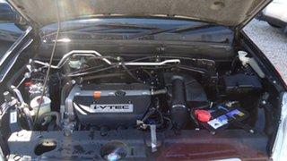 2005 Honda CR-V RD MY2005 4WD Black 5 Speed Automatic Wagon