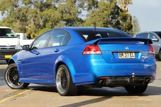2011 Holden Commodore VE II SV6 Blue Automatic Sedan