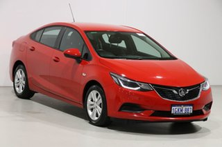 2017 Holden Astra BL MY17 LS Red 6 Speed Automatic Sedan