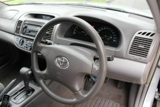 2002 Toyota Camry MCV36R Altise Silver 4 Speed Automatic Sedan
